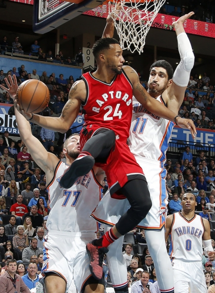 Toronto Raptors vs OKC Thunder
