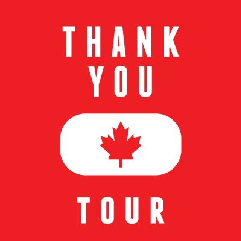 The Thank You Canada Tour (Skating Show)