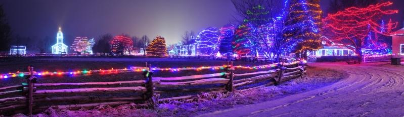 Alight at Night - Upper Canada Village