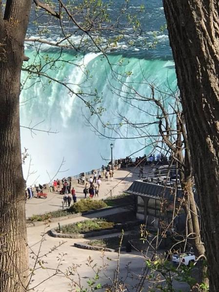 Niagara Falls Mothers Day Getaway