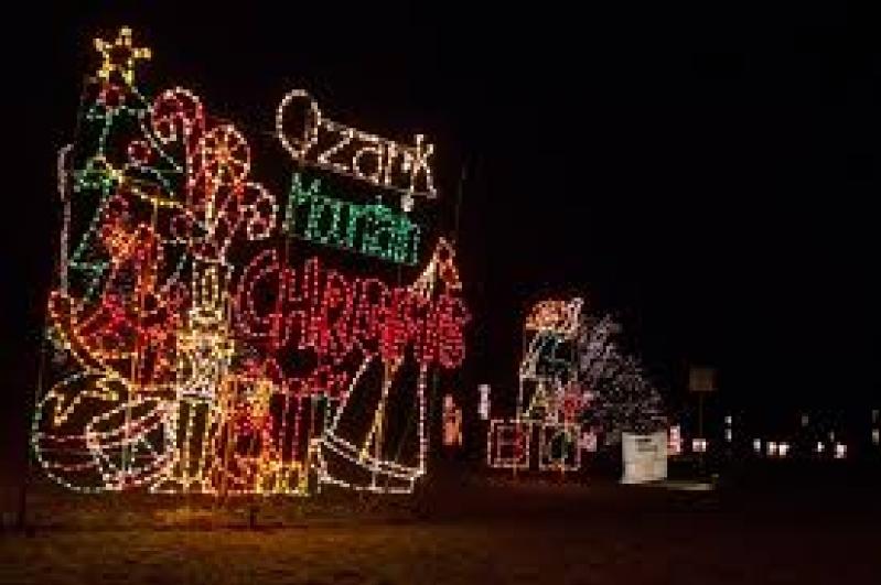 Branson and the Ozark Mountain Christmas